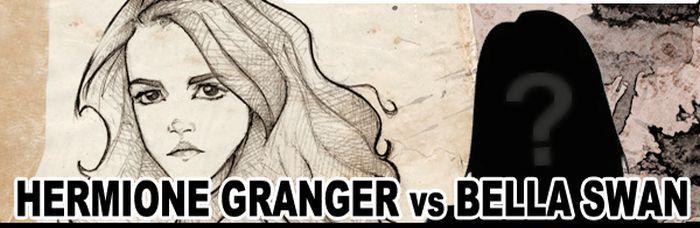 Hermione Granger Vs Bella Swan (9 pics)