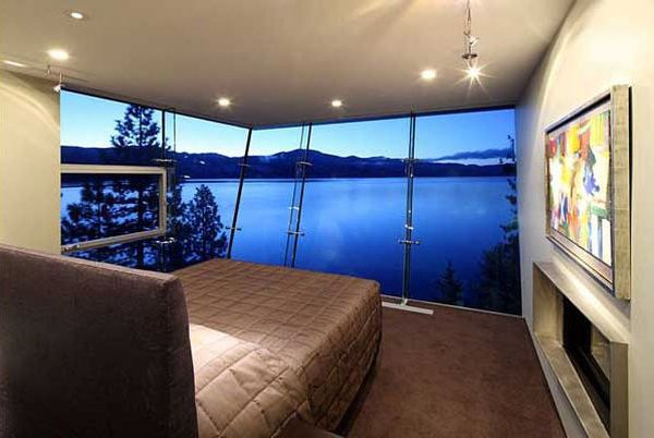 The Most Amazing Lake Houses (125 pics)