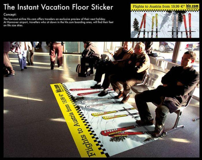 Floor Ads (25 pics)