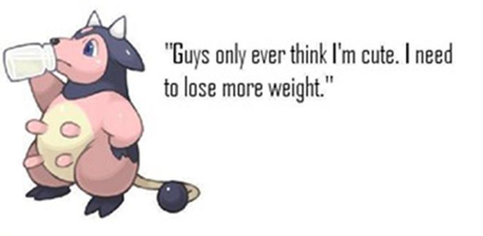 Pokemon Identified Using High-School Stereotypes (22 pics)