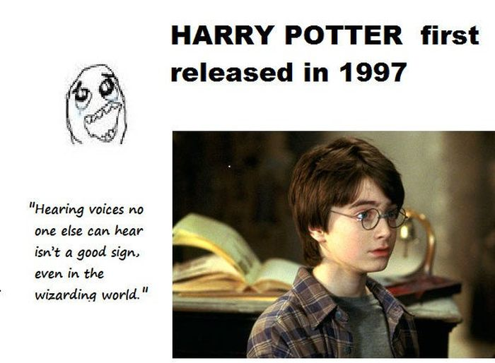 Tribute to Harry Potter (13 pics)