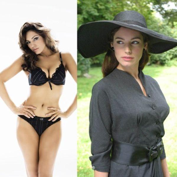 Models Turned Actresses (14 pics)