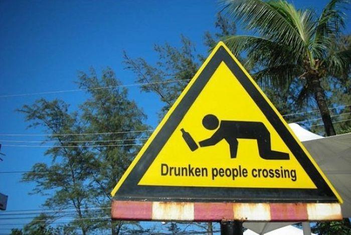 Funny Road Signs. Part 2 (30 pics)