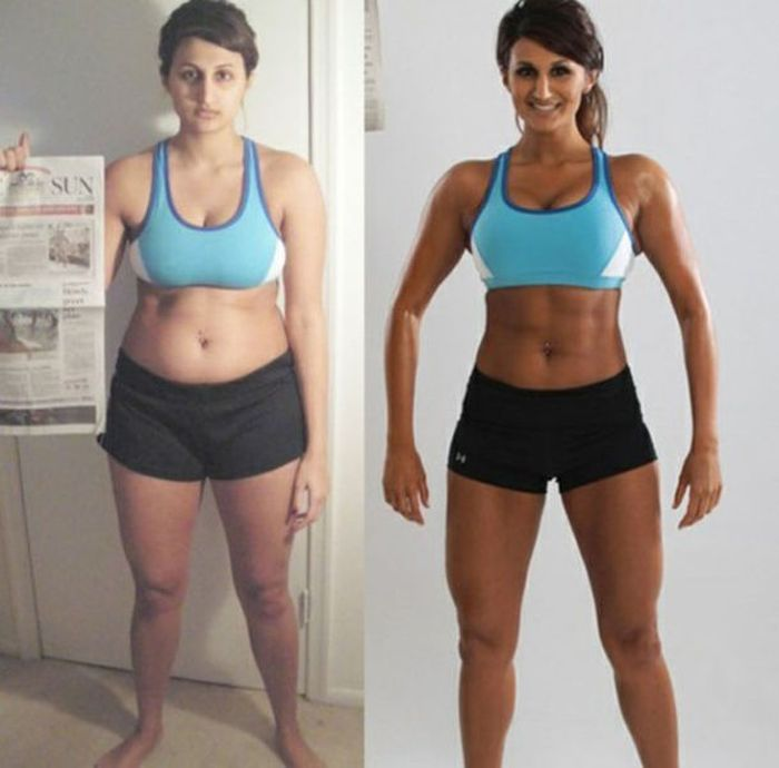 Amazing Transformations. Part 8 (40 pics)