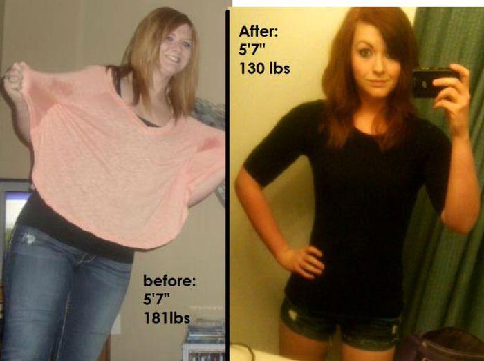 Amazing Transformations. Part 8 (40 pics)