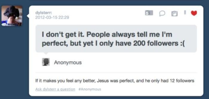 15 Funny Comment Replies From People on Tumblr (15 pics)