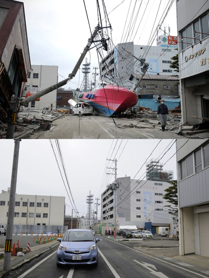 Recovering From Disaster (25 pics)
