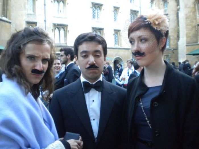 Cambridge Students Know How to Party (35 pics)