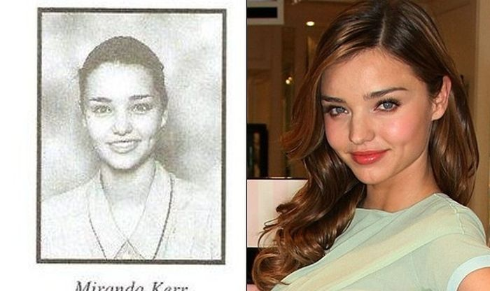 Supermodel Yearbook Photos (21 pics)