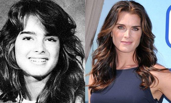 Supermodel Yearbook Photos (21 pics)