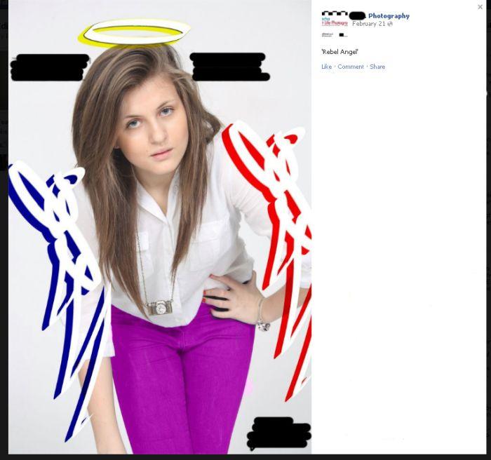 The Worst Photos on Facebook (60 pics)