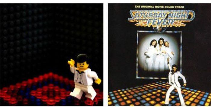 Lego Album Covers (26 pics)