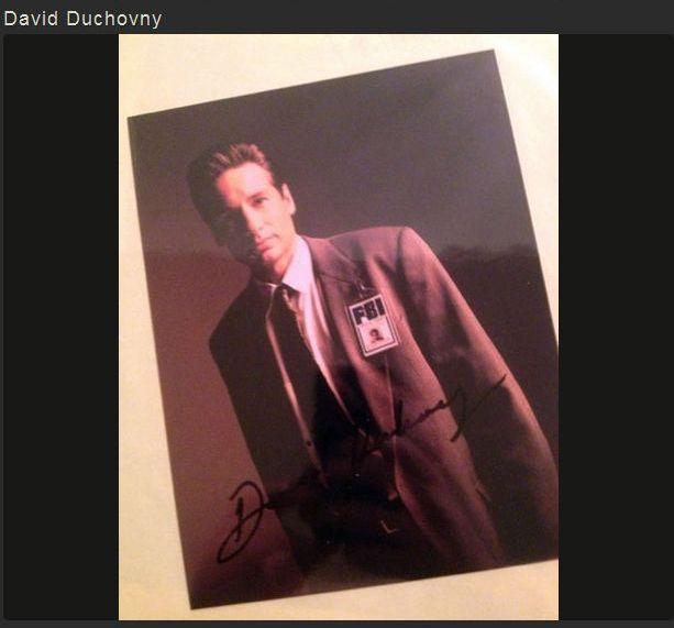 Autograph Collection (50 pics)