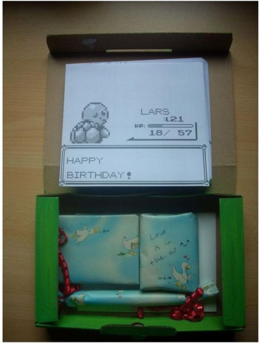 Special Birthday Card (20 pics)