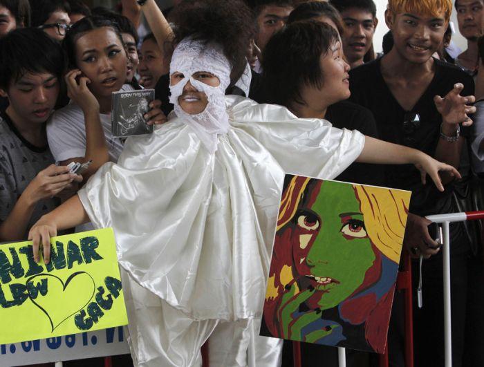 Lady Gaga's Fans (29 pics)