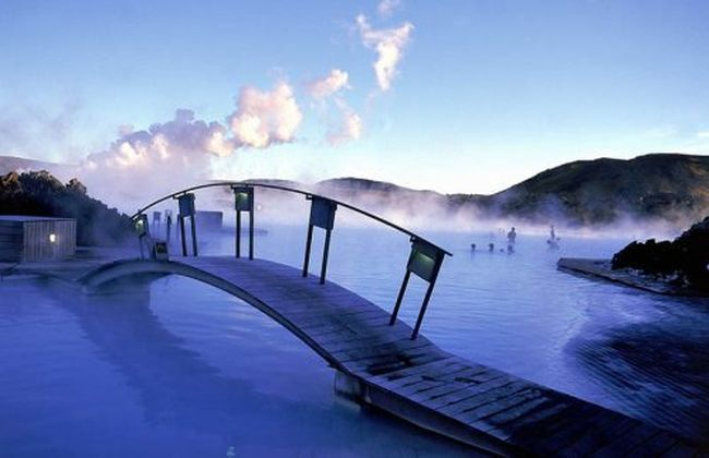 The Blue Lagoon Geothermal Spa (22 pics)
