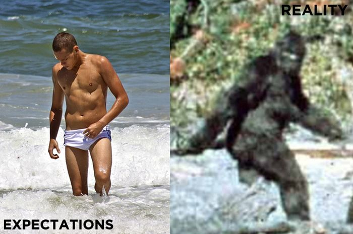 Expectations VS Reality: Cell Phone Pictures (10 pics)