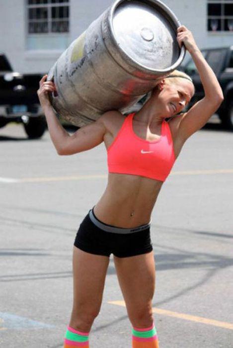 Strong Girls (40 pics)