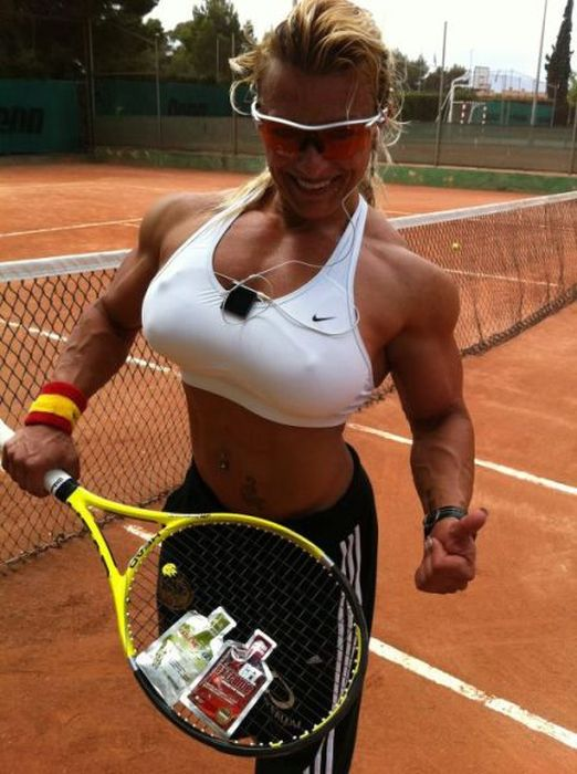 Strong Girls (40 pics)