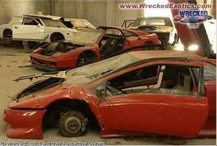 Cars of Uday Hussein (19 pics)