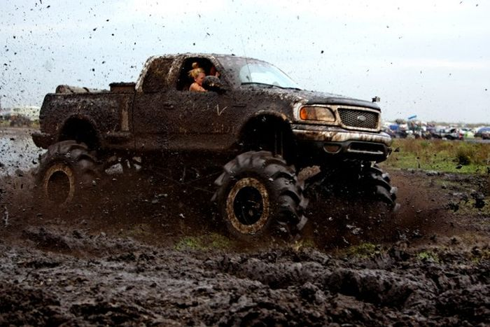 Okeechobee Mudfest (38 pics)