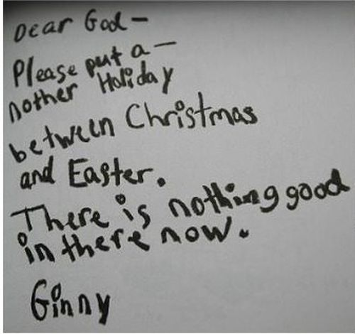 Kids Were Asked to Write Their Prayers (23 pics)