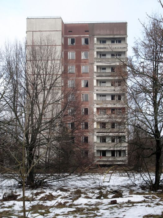 Abandoned City of Pripyat (31 pics)