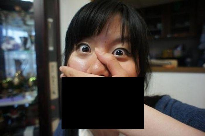 Creepy Face Paintings (6 pics)