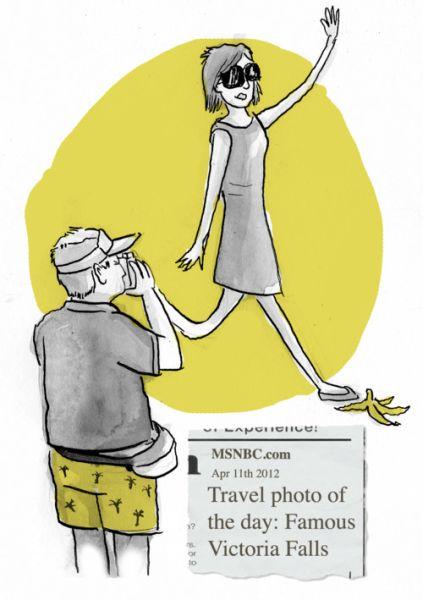 Illustrated Headlines (50 pics)
