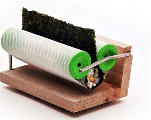 DIY Sushi Maker (8 pics)