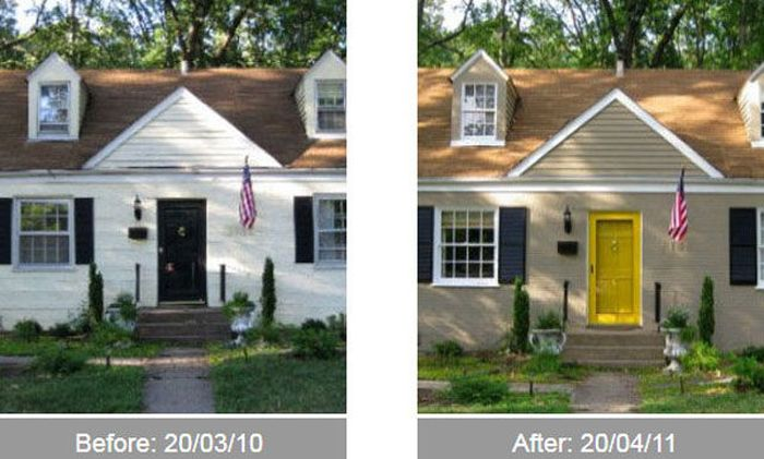 Before and After the Transformation (40 pics)