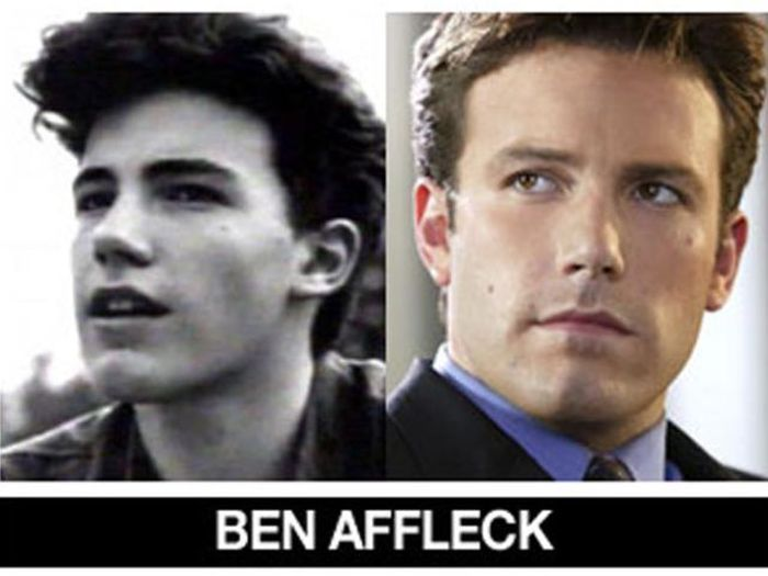 Famous People: Then and Now (90 pics)