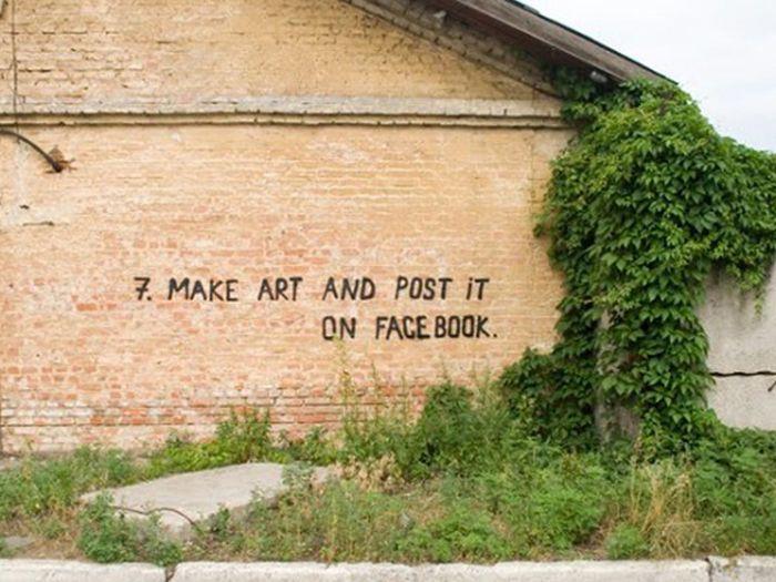 Geeky Street Art (21 pics)