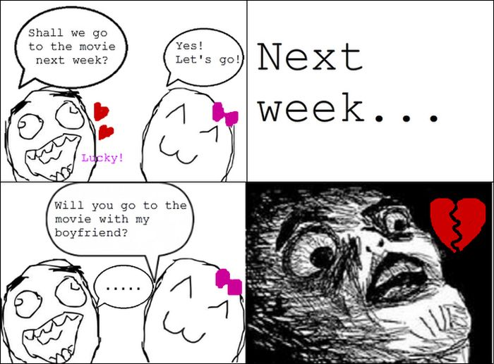 Rage Comics Made By Japanese College Students (35 pics)