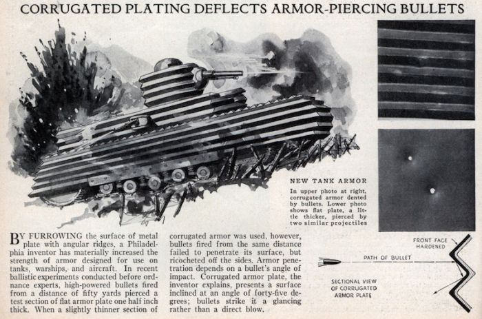 Old Military Innovations (33 pics)