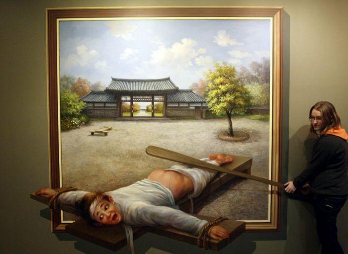 Busan's Trick Eye Museum (29 pics)