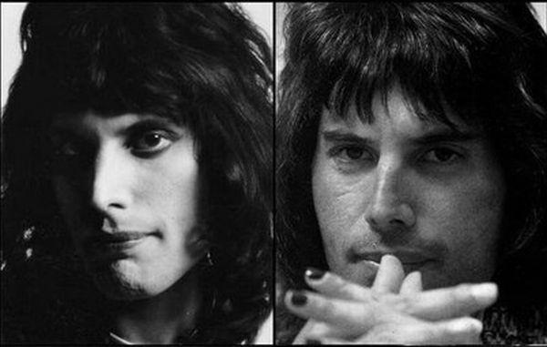 Freddie Mercury Aging Timeline (6 pics)