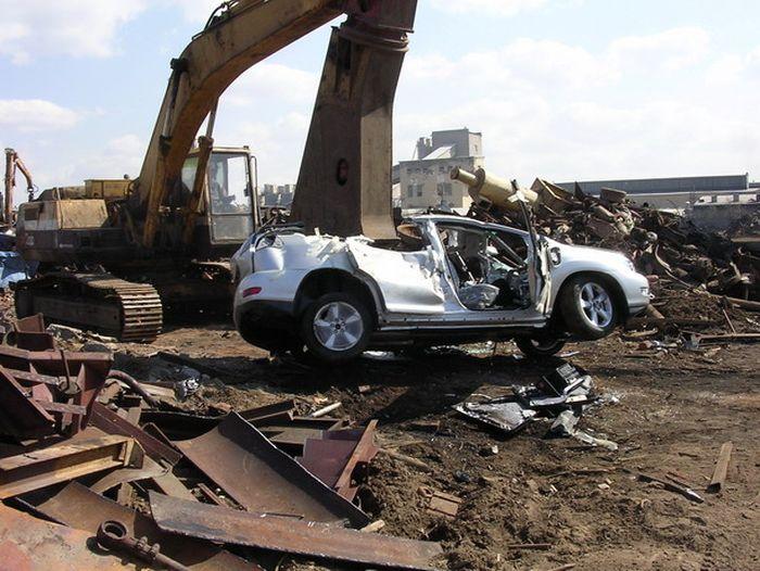 Lexus RX350. The Last Moments (17 pics)