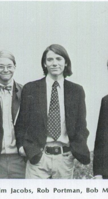 Politicians As They Were In High School (69 pics)