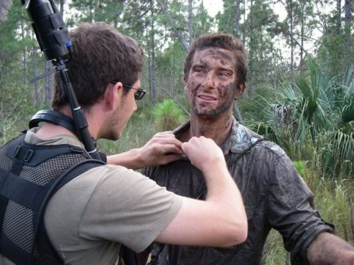 Bear Grylls Photos. Part 2 (38 pics)