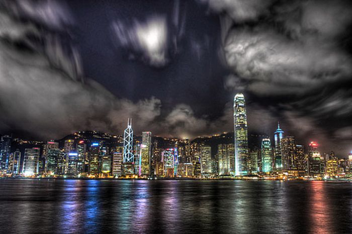 HDR City Skylines (75 pics)