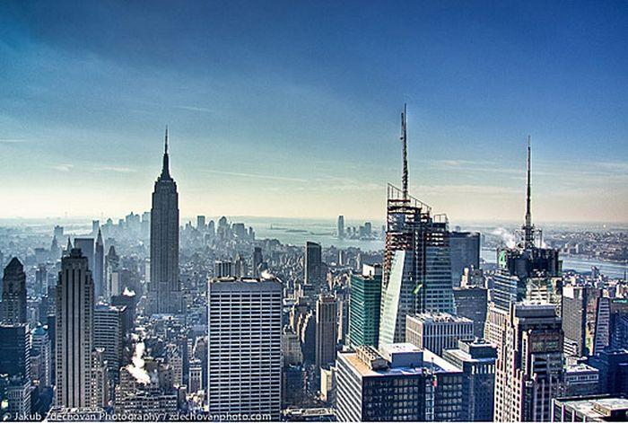 HDR City Skylines (75 pics)