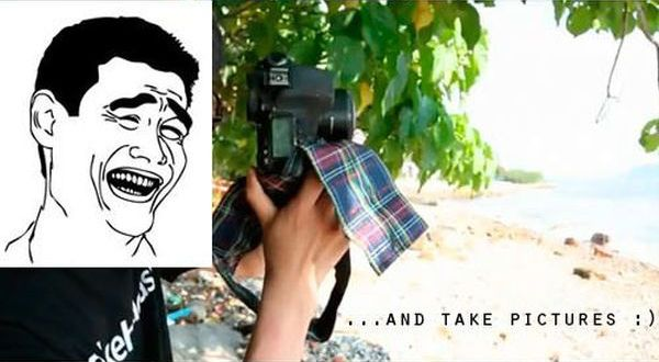 It's Impossible to Destroy Modern Cameras? (33 pics)