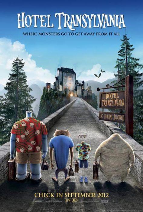 2012 Movie Posters (40 pics)