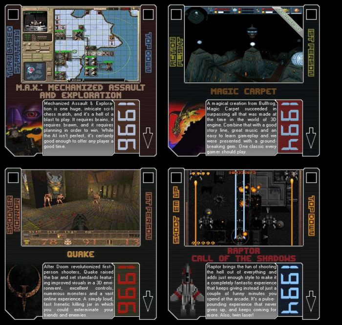 MS DOS Games (26 pics)