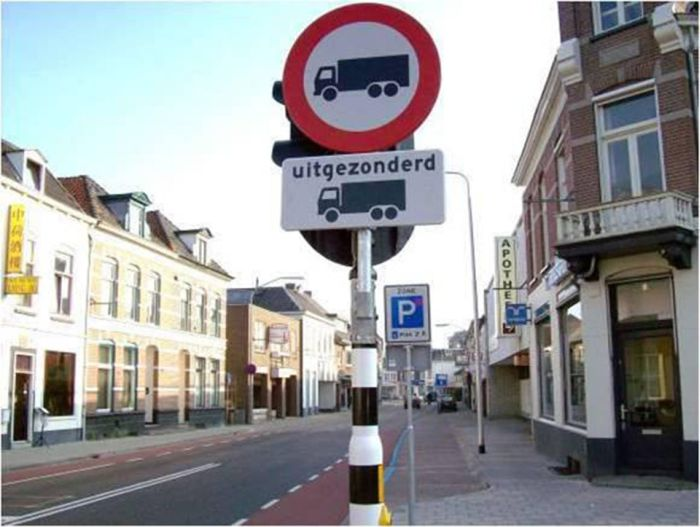 Traffic in the Netherlands (33 pics)