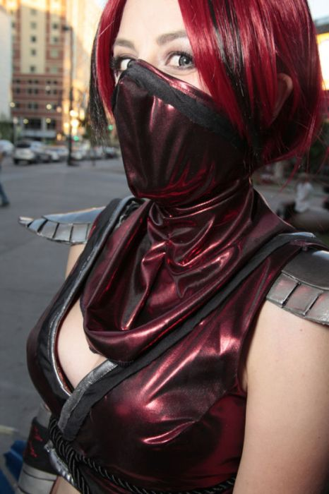 Girls of Denver Comic Con (67 pics)