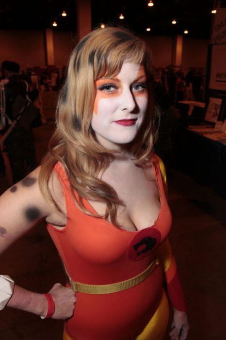 Girls of Denver Comic Con (67 pics)