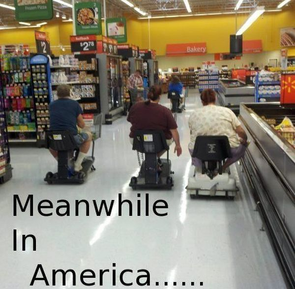 """The Best of """"Meanwhile, In America"""" (45 pics)"""