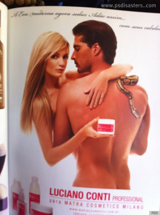 Model Photoshop Fails (42 pics)